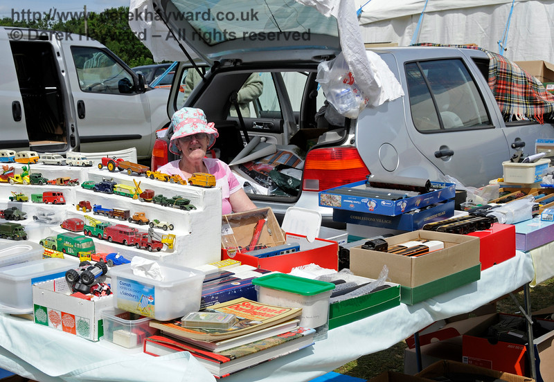 Toy and Rail Collectors Fair, Horsted Keynes, 18.07.2015  13254