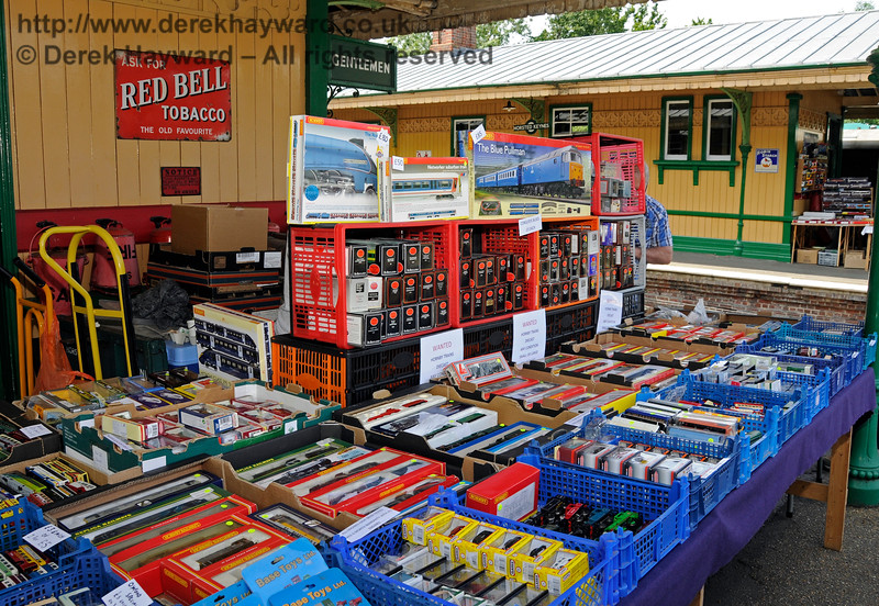 Toy and Rail Collectors Fair, Horsted Keynes, 18.07.2015  13232