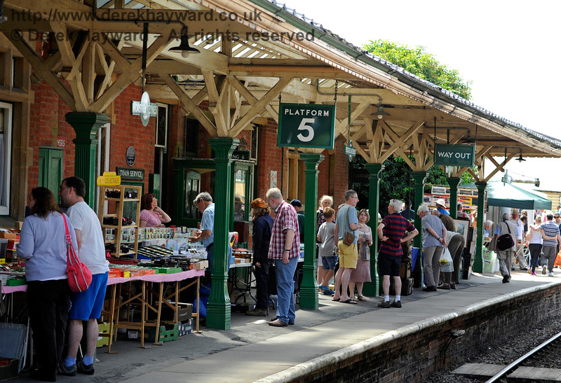 Toy and Rail Collectors Fair, Horsted Keynes, 18.07.2015  11627