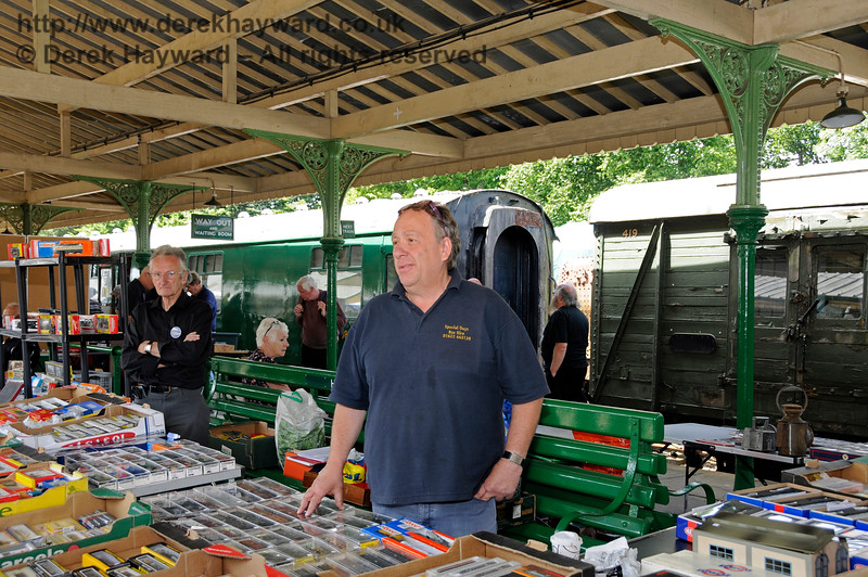 Toy and Rail Collectors Fair, Horsted Keynes, 18.07.2015  13223
