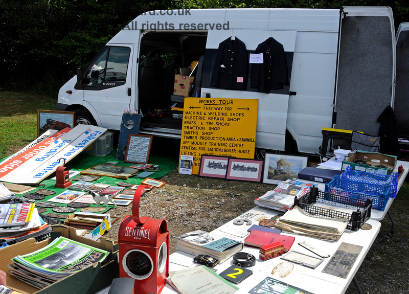 Toy and Rail Collectors Fair, Horsted Keynes, 18.07.2015  13249