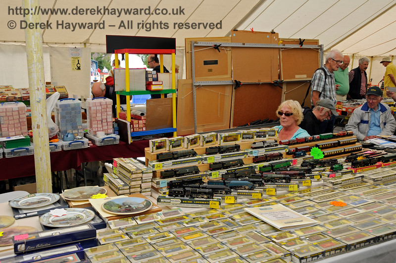 Toy and Rail Collectors Fair, Horsted Keynes, 18.07.2015  13264