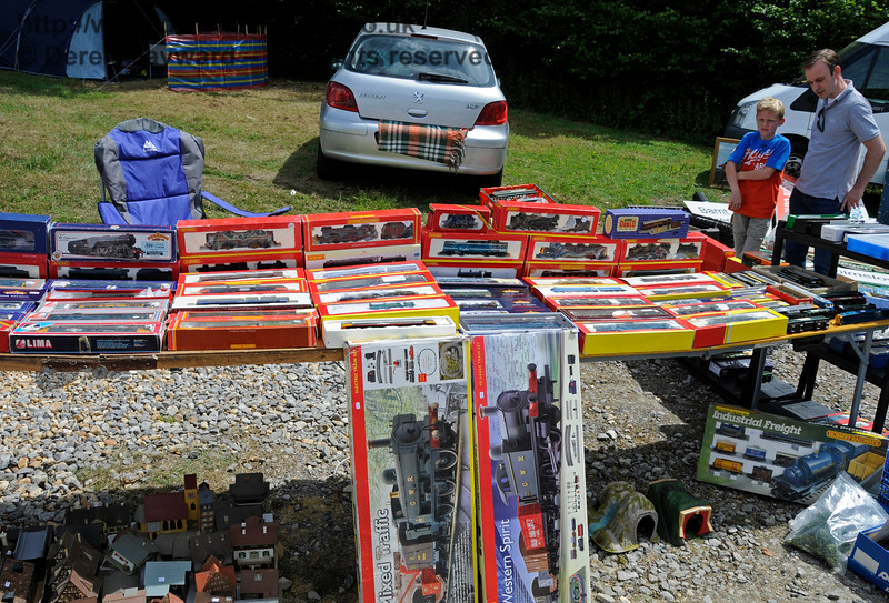 Toy and Rail Collectors Fair, Horsted Keynes, 18.07.2015  13250