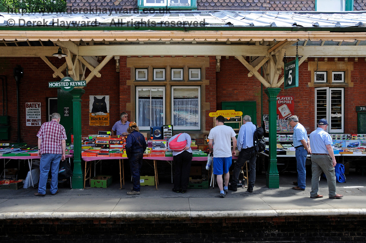 Toy and Rail Collectors Fair, Horsted Keynes, 18.07.2015  13235