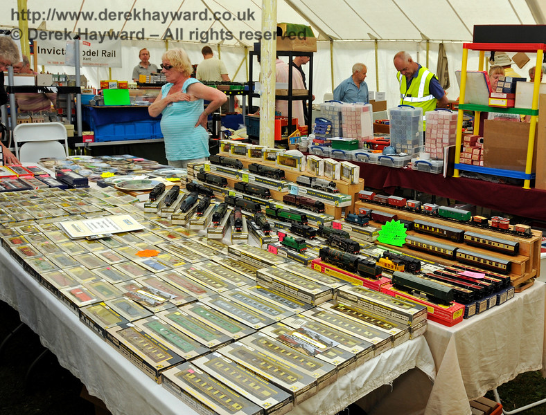 Toy and Rail Collectors Fair, Horsted Keynes, 18.07.2015  13267