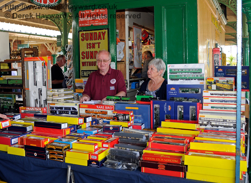 Toy and Rail Collectors Fair, Horsted Keynes, 18.07.2015  13236