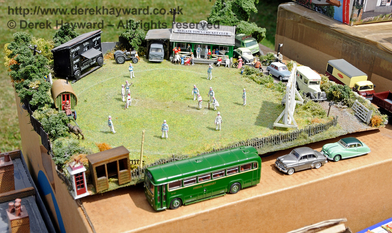 Toy and Rail Collectors Fair, Horsted Keynes, 18.07.2015  13253