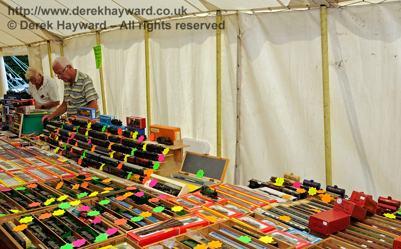 Toy and Rail Collectors Fair, Horsted Keynes, 18.07.2015  13271
