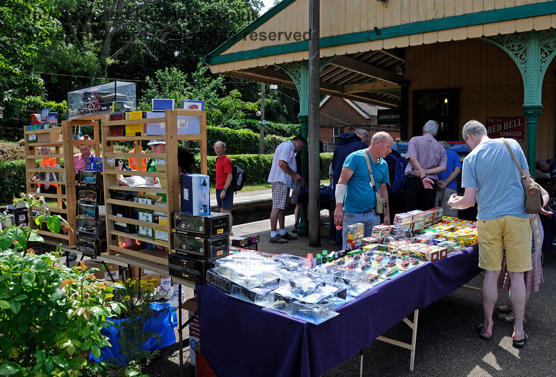 Toy and Rail Collectors Fair, Horsted Keynes, 18.07.2015  13229