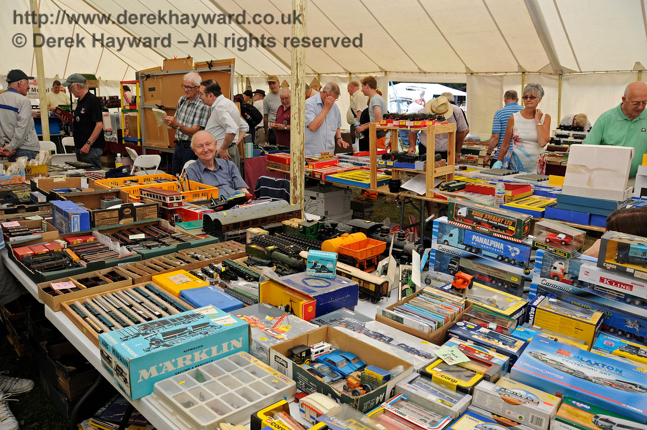 Toy and Rail Collectors Fair, Horsted Keynes, 18.07.2015  13268