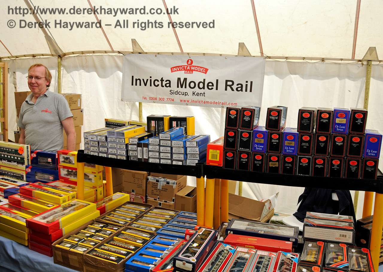 Toy and Rail Collectors Fair, Horsted Keynes, 18.07.2015  13260