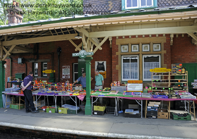 Toy and Rail Collectors Fair, Horsted Keynes, 26.07.2014  11211