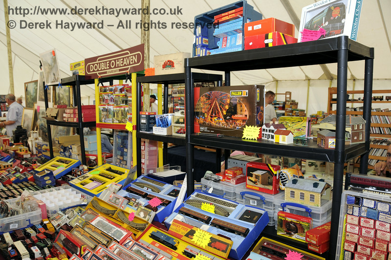 Toy and Rail Collectors Fair, Horsted Keynes, 26.07.2014  11260
