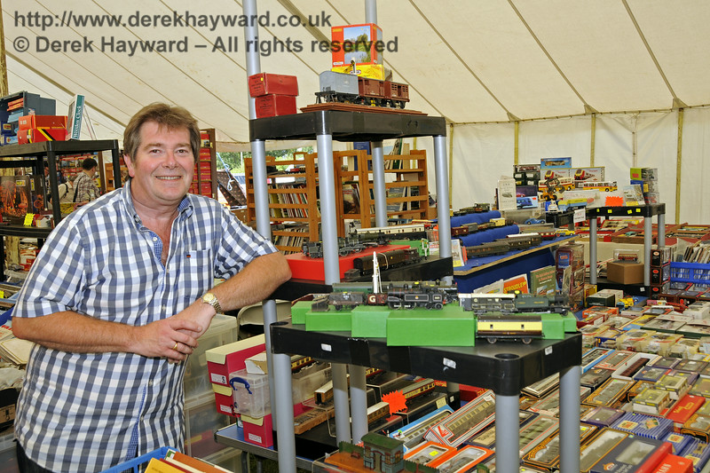 Toy and Rail Collectors Fair, Horsted Keynes, 26.07.2014  11259