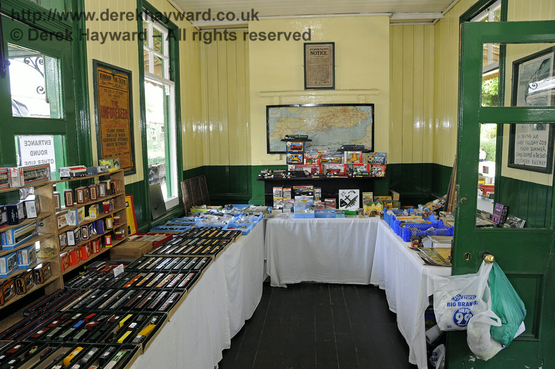 Toy and Rail Collectors Fair, Horsted Keynes, 26.07.2014  11214