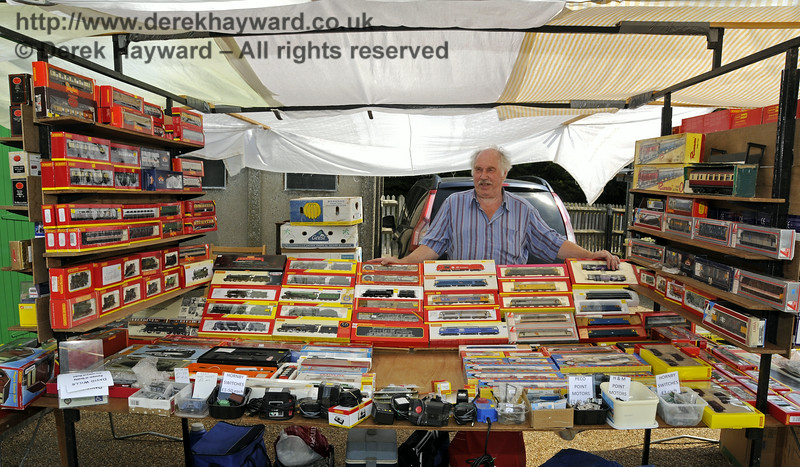 Toy and Rail Collectors Fair, Horsted Keynes, 26.07.2014  11230