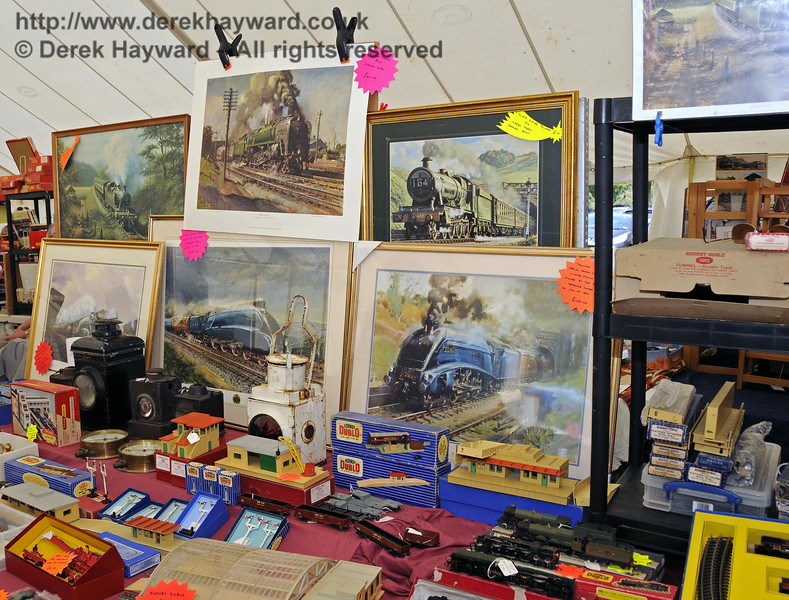 Toy and Rail Collectors Fair, Horsted Keynes, 26.07.2014  11261