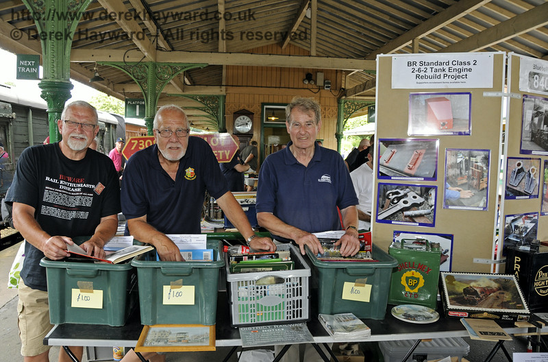 Toy and Rail Collectors Fair, Horsted Keynes, 26.07.2014  11287