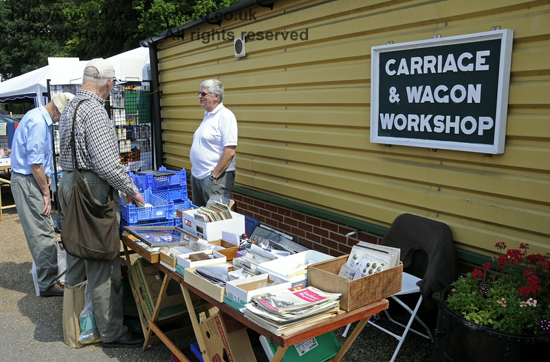 Toy and Rail Collectors Fair, Horsted Keynes, 26.07.2014  11227