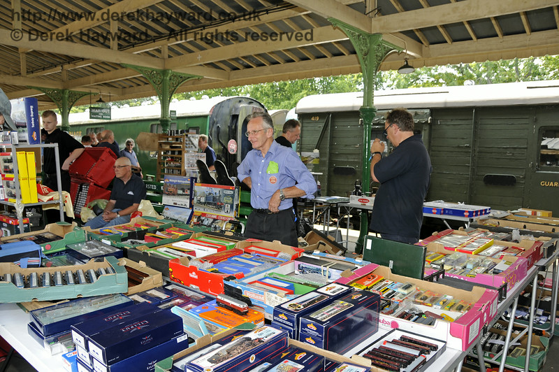 Toy and Rail Collectors Fair, Horsted Keynes, 26.07.2014  11295