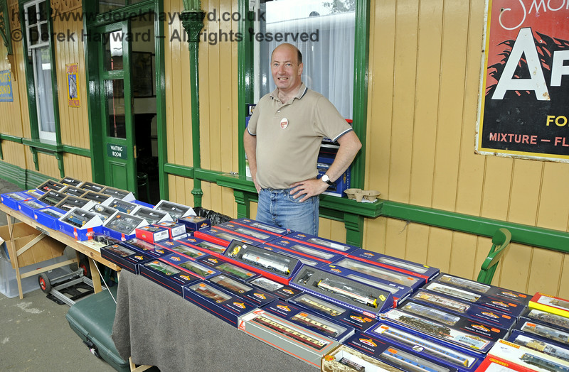 Toy and Rail Collectors Fair, Horsted Keynes, 26.07.2014  11315