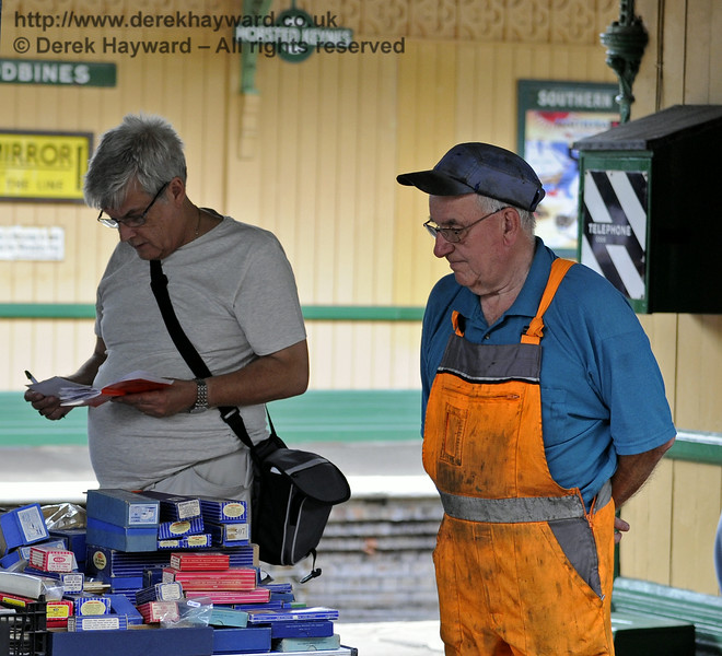 Toy and Rail Collectors Fair, Horsted Keynes, 26.07.2014  9903