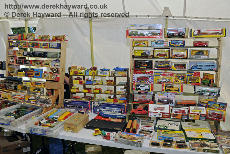 Toy and Rail Collectors Fair, Horsted Keynes, 26.07.2014  11254