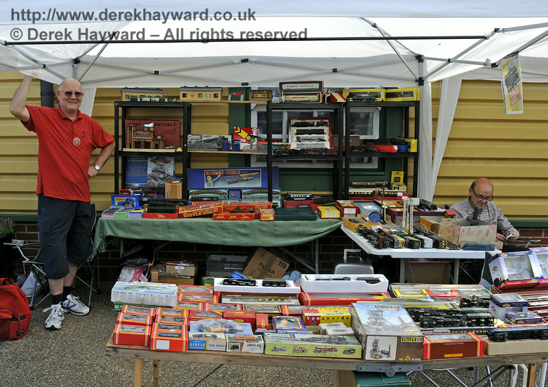 Toy and Rail Collectors Fair, Horsted Keynes, 26.07.2014  11225