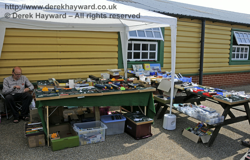 Toy and Rail Collectors Fair, Horsted Keynes, 26.07.2014  11223