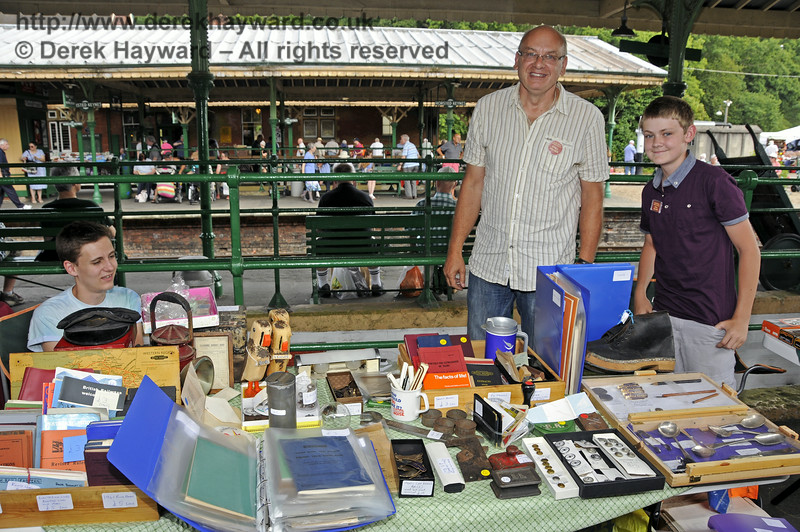 Toy and Rail Collectors Fair, Horsted Keynes, 26.07.2014  11285