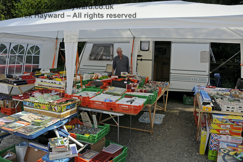 Toy and Rail Collectors Fair, Horsted Keynes, 26.07.2014  11275