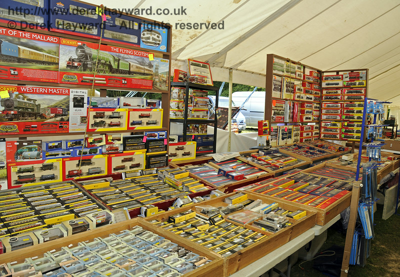 Toy and Rail Collectors Fair, Horsted Keynes, 26.07.2014  11246