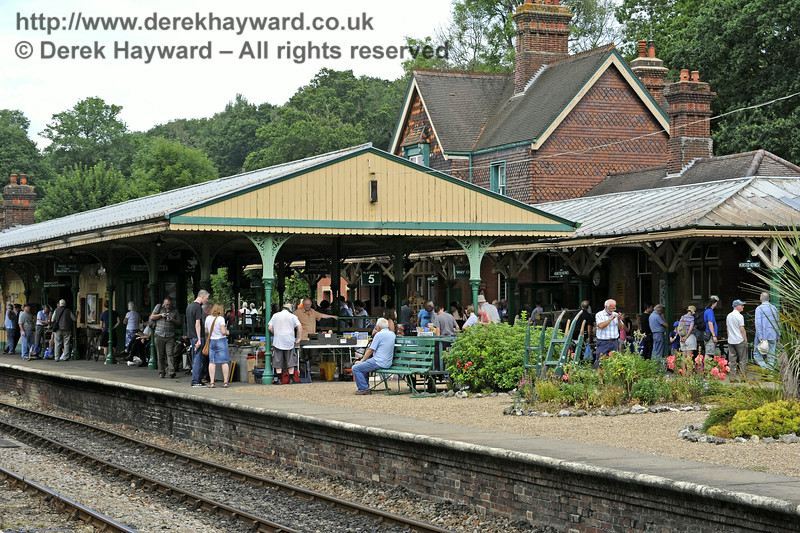 Toy and Rail Collectors Fair, Horsted Keynes, 26.07.2014  9901