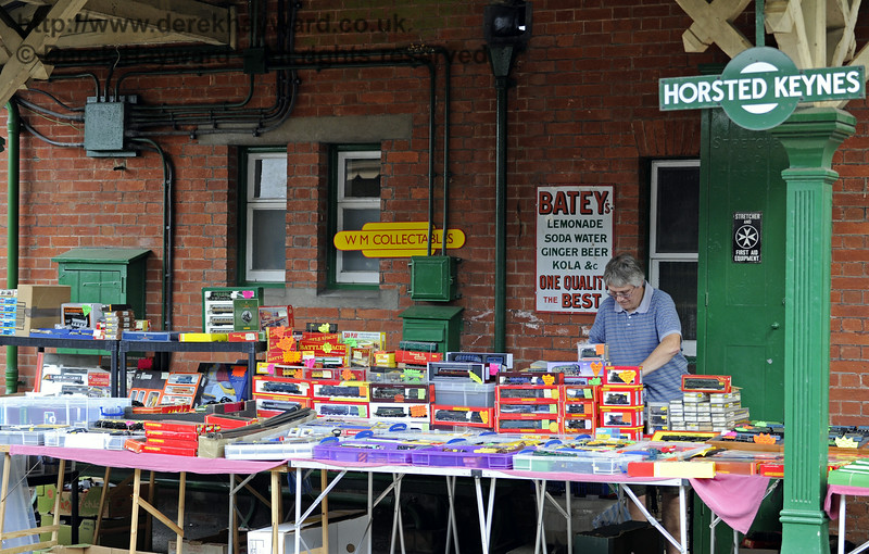 Toy and Rail Collectors Fair, Horsted Keynes, 26.07.2014  9905
