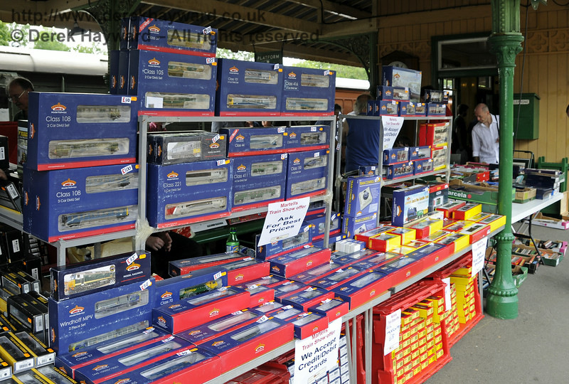 Toy and Rail Collectors Fair, Horsted Keynes, 26.07.2014  11313