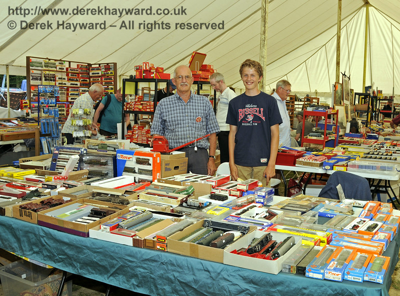 Toy and Rail Collectors Fair, Horsted Keynes, 26.07.2014  11244