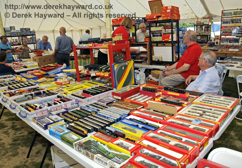 Toy and Rail Collectors Fair, Horsted Keynes, 26.07.2014  11265