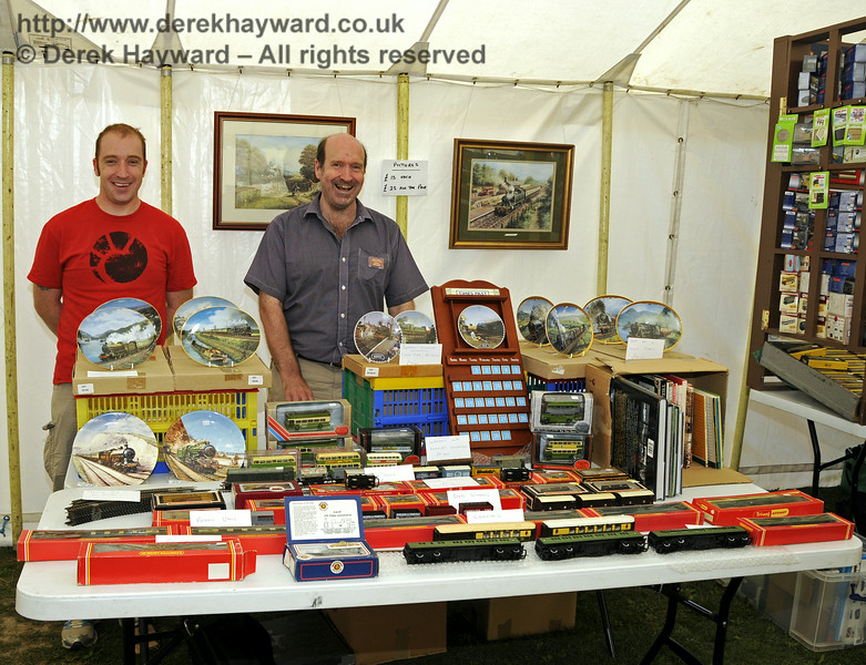 Toy and Rail Collectors Fair, Horsted Keynes, 26.07.2014  11247