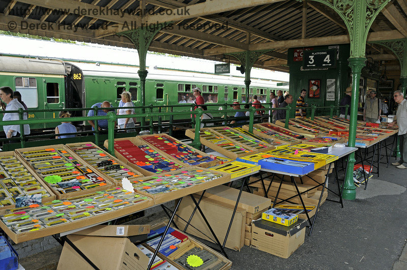 Toy and Rail Collectors Fair, Horsted Keynes, 26.07.2014  11220