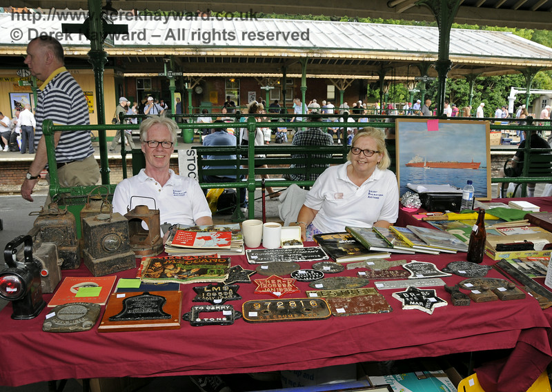 Toy and Rail Collectors Fair, Horsted Keynes, 26.07.2014  11284