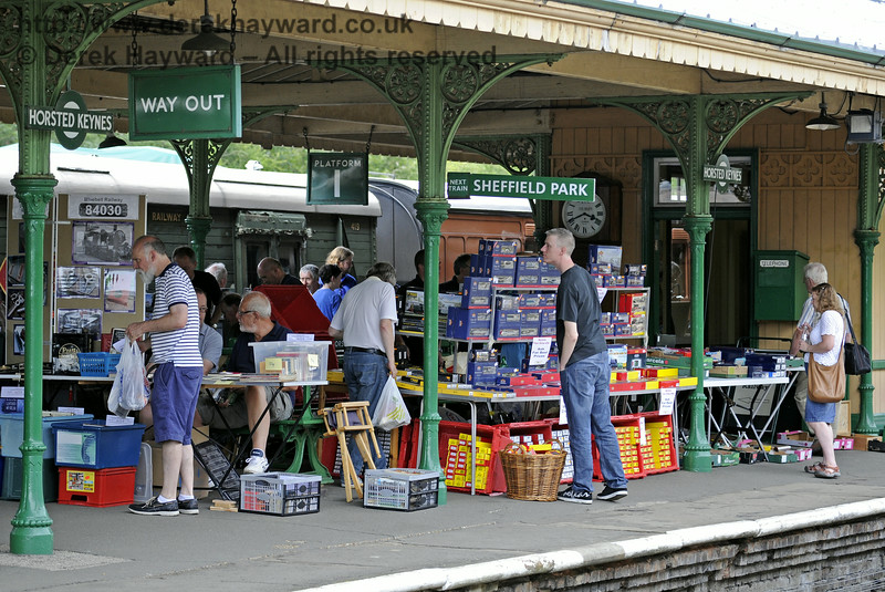 Toy and Rail Collectors Fair, Horsted Keynes, 26.07.2014  9911