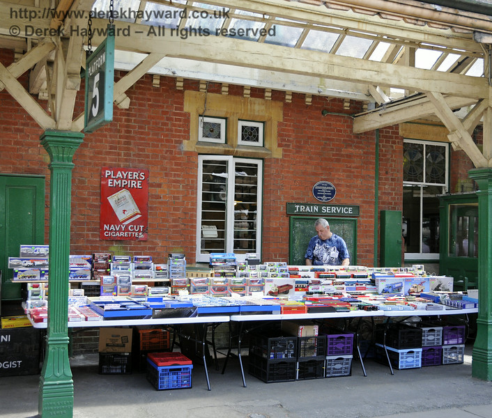 Toy and Rail Collectors Fair, Horsted Keynes, 26.07.2014  11212