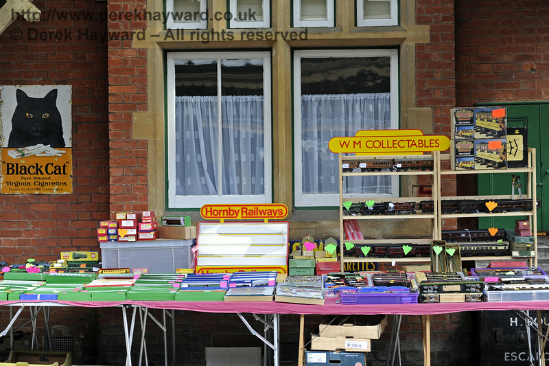 Toy and Rail Collectors Fair, Horsted Keynes, 26.07.2014  9906