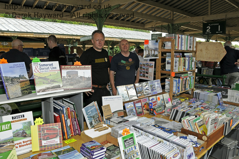 Toy and Rail Collectors Fair, Horsted Keynes, 26.07.2014  11293