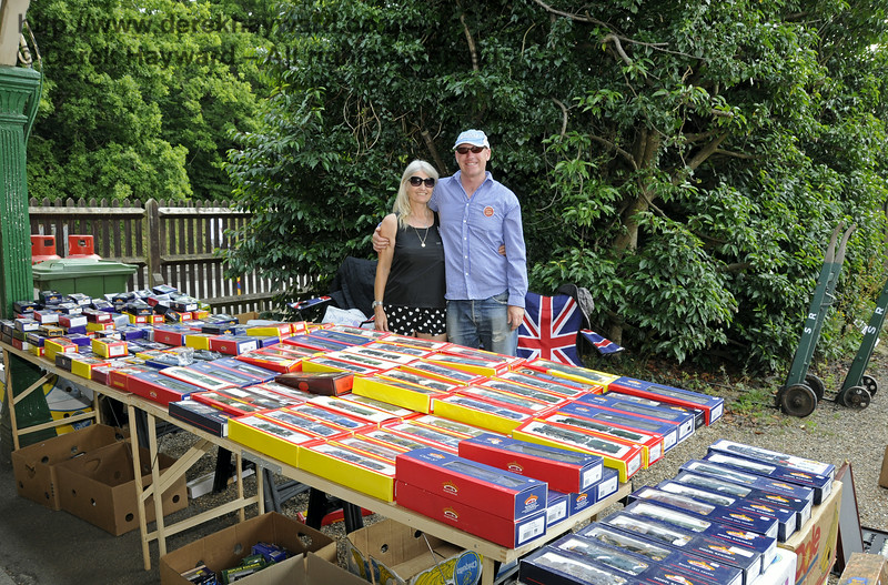 Toy and Rail Collectors Fair, Horsted Keynes, 26.07.2014  11234