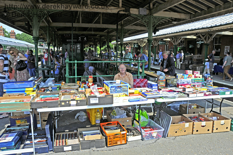 Toy and Rail Collectors Fair, Horsted Keynes, 26.07.2014  11219