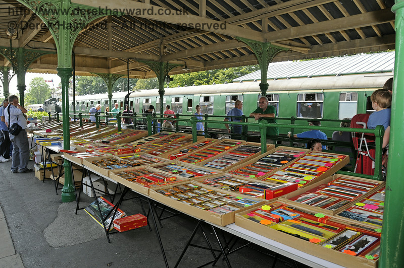 Toy and Rail Collectors Fair, Horsted Keynes, 26.07.2014  11215