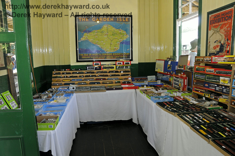 Toy and Rail Collectors Fair, Horsted Keynes, 26.07.2014  11213