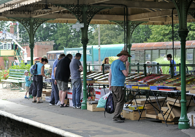 Toy and Rail Collectors Fair, Horsted Keynes, 26.07.2014  9902