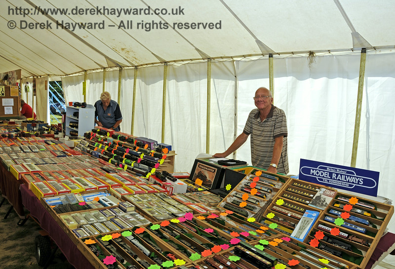 Toy and Rail Collectors Fair, Horsted Keynes, 26.07.2014  11240